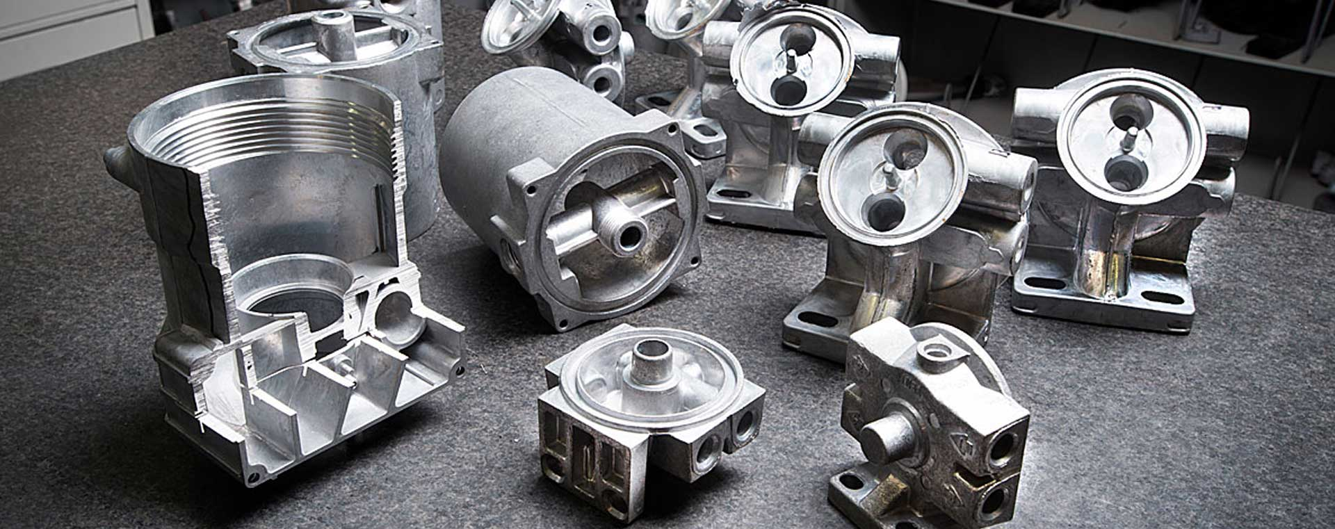 SEI manufactures Custom & Standard, High Quality, Precision Aluminum Die Cast Products