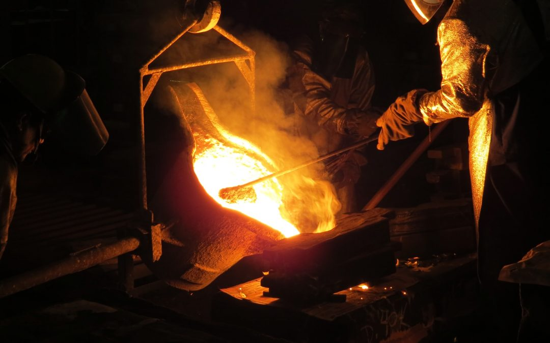 Different Types of Casting Processes Used in Manufacturing